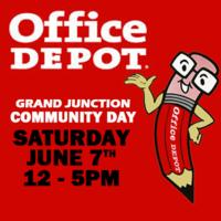 Etonnant Details: Office DEPOT Located At 2455 US HWY 6 U0026 50 Will Host Its First  Ever U201cGrand Junction Community Dayu201d On Saturday, June 7, 2014 From 12 5PM.
