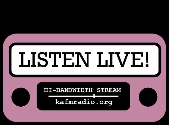 Web Player! - KAFM Radio